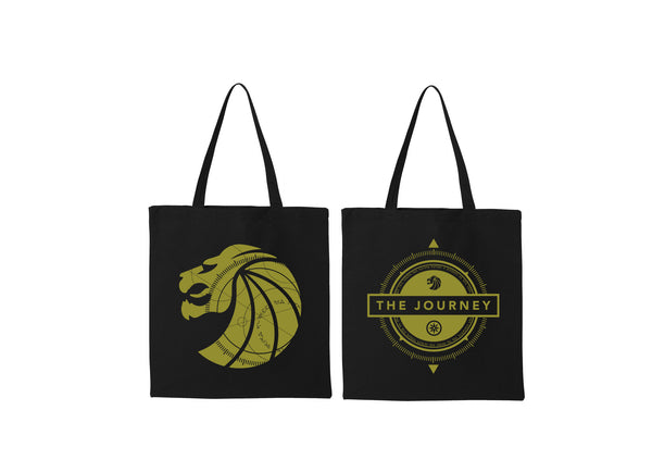 Seven Lions - Journey Tote Bag