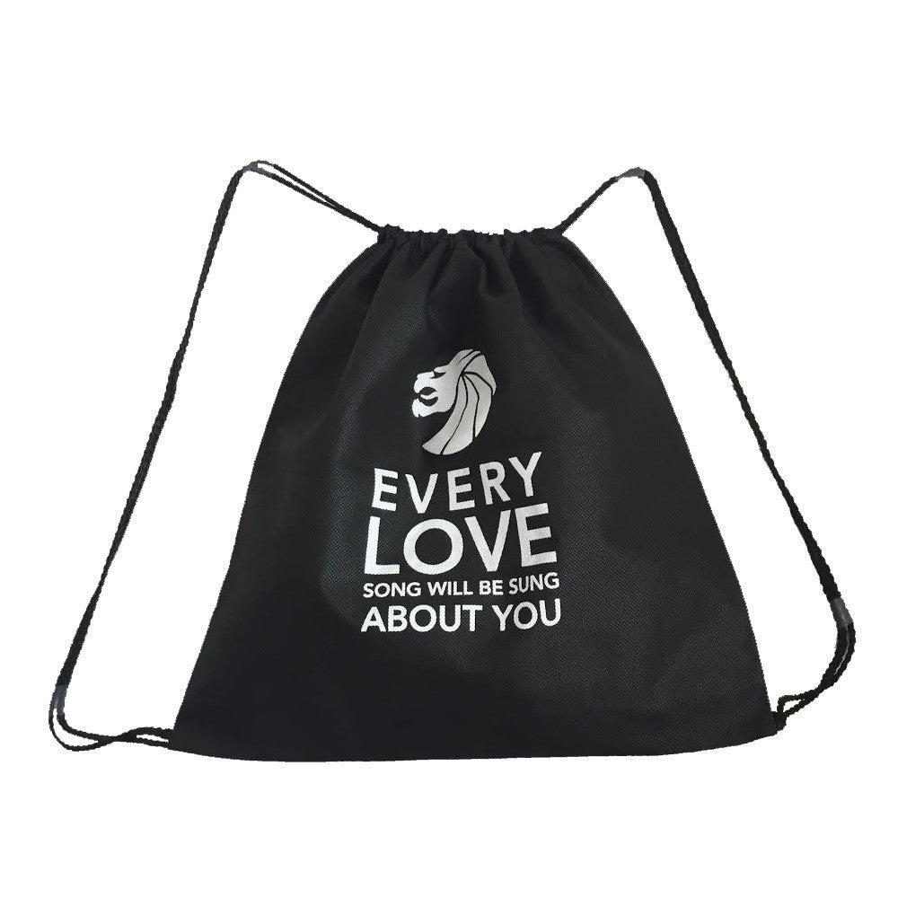 Seven Lions - LOVE Drawstring Backpack