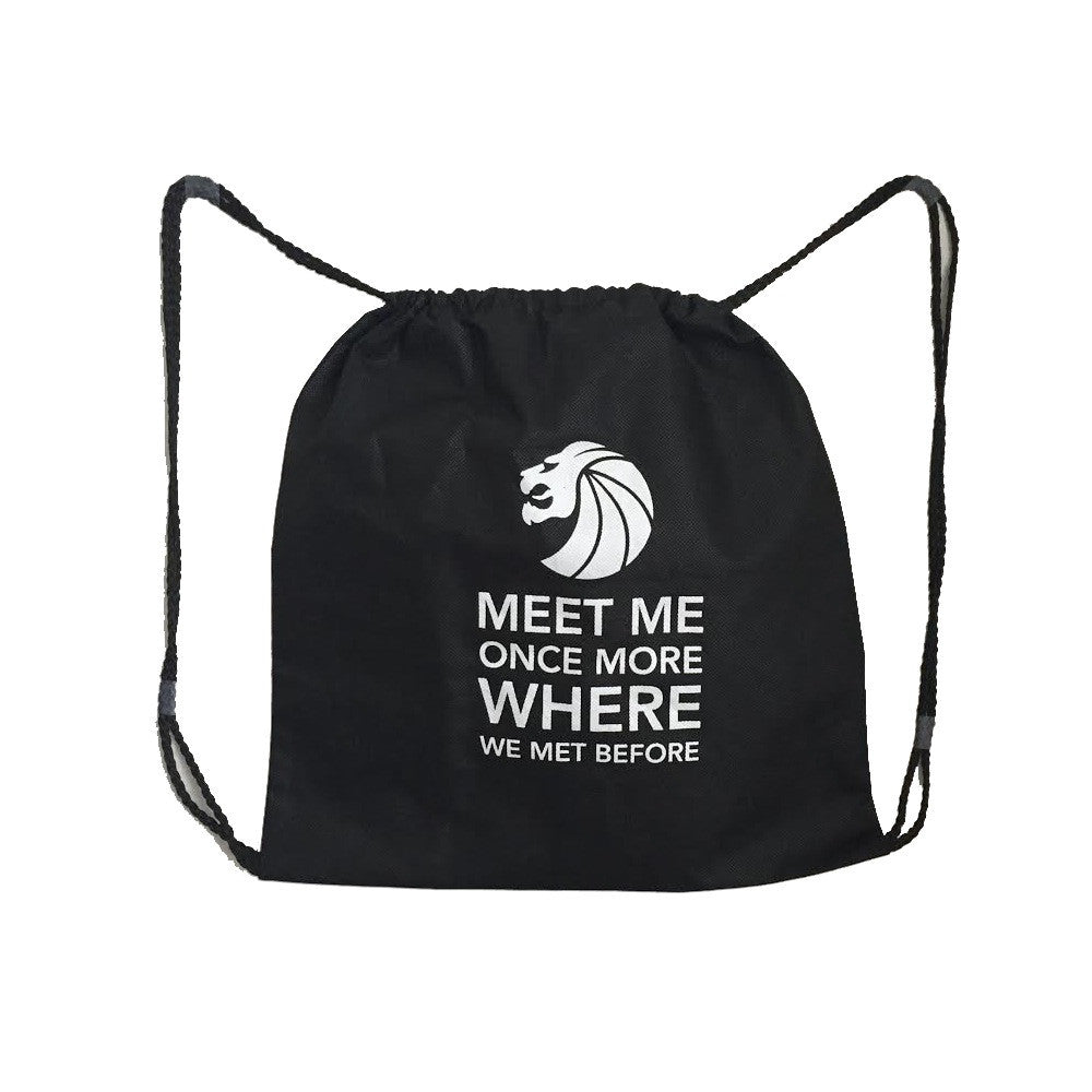 Seven Lions - ONCE Drawstring Backpack