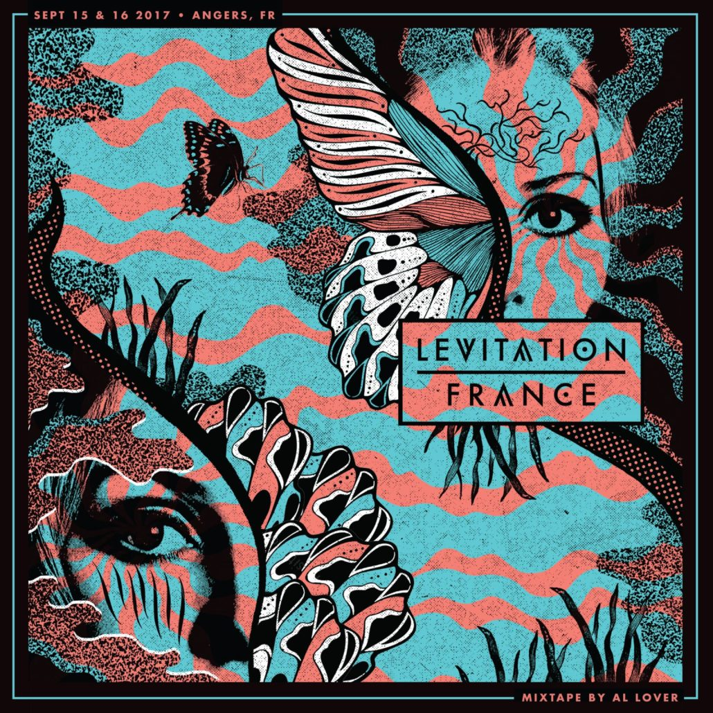 LEVITATION FRANCE 2017 official mix