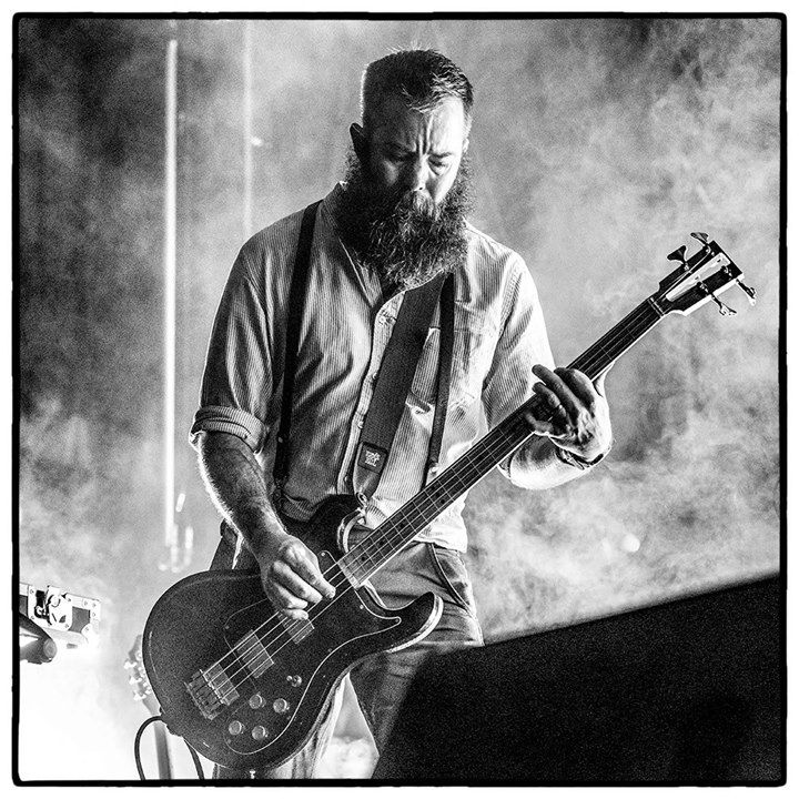 2019 artist playlist : Brian Cook of Russian Circles