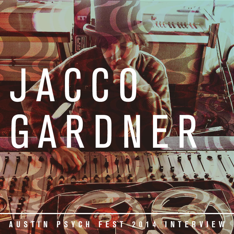 Jacco Gardner Official APF 2014 Interview