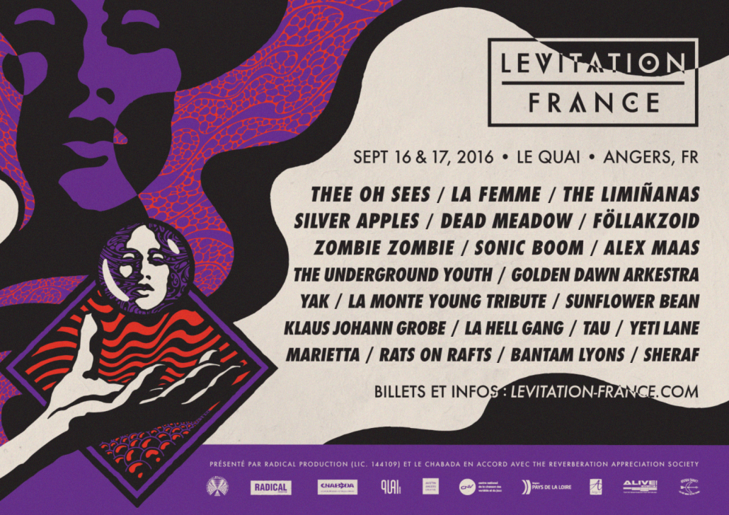 FRANCE 2016 – NEW LINEUP ADDITIONS + SINGLE DAY TICKETS