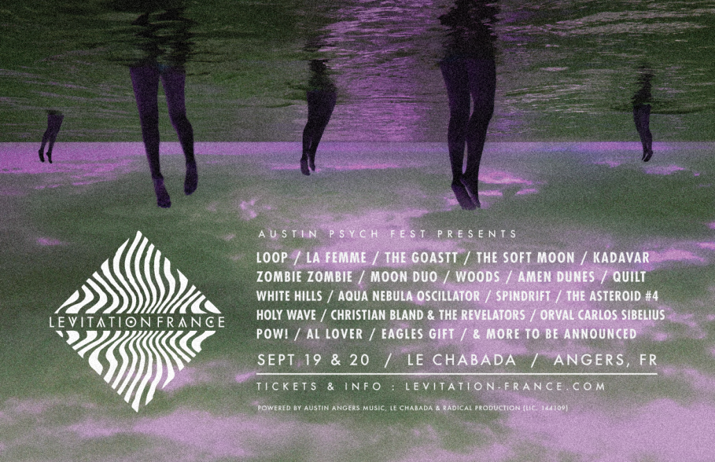 LEVITATION FRANCE 2014 – FIRST LINEUP ANNOUNCEMENT