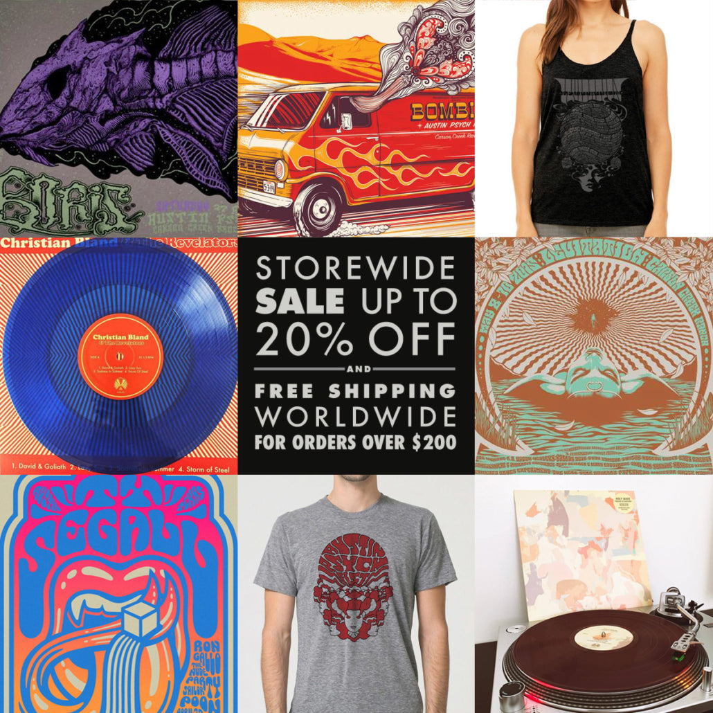 SUMMER SALE: 20% OFF SALE + FREE SHIPPING