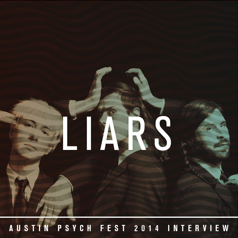 LIARS OFFICIAL APF 2014 INTERVIEW