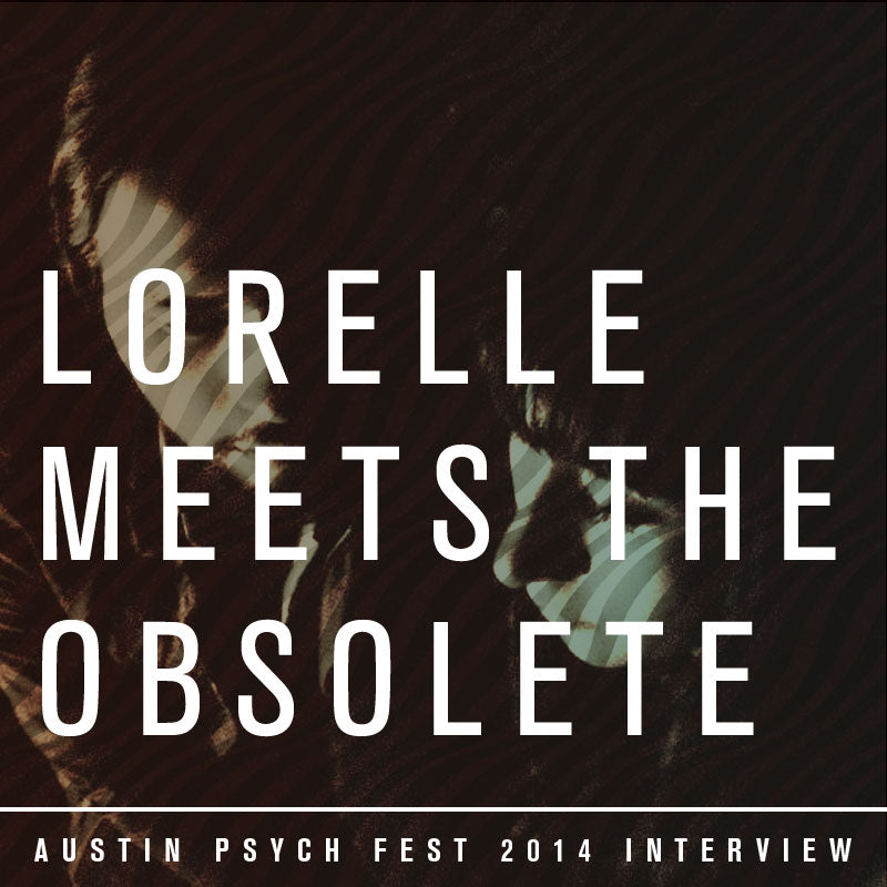 Lorelle Meets The Obsolete Official APF 2014 Interview