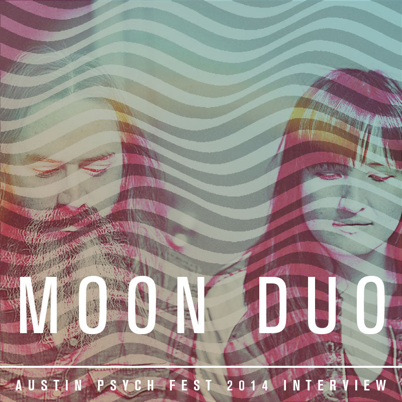 Moon Duo Official APF 2014 Interview