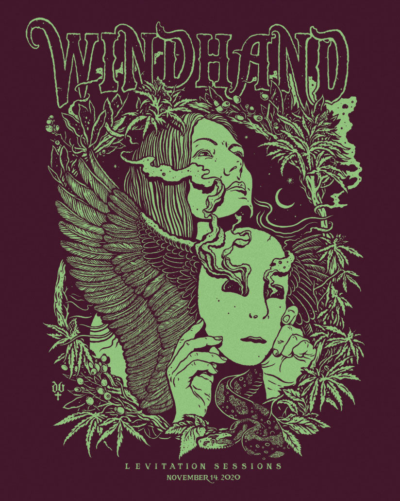Levitation Sessions : Windhand