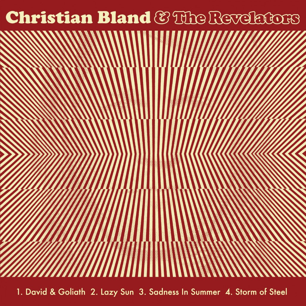 RVRB-019: CHRISTIAN BLAND / CHRIS CATALENA – SPLIT EP