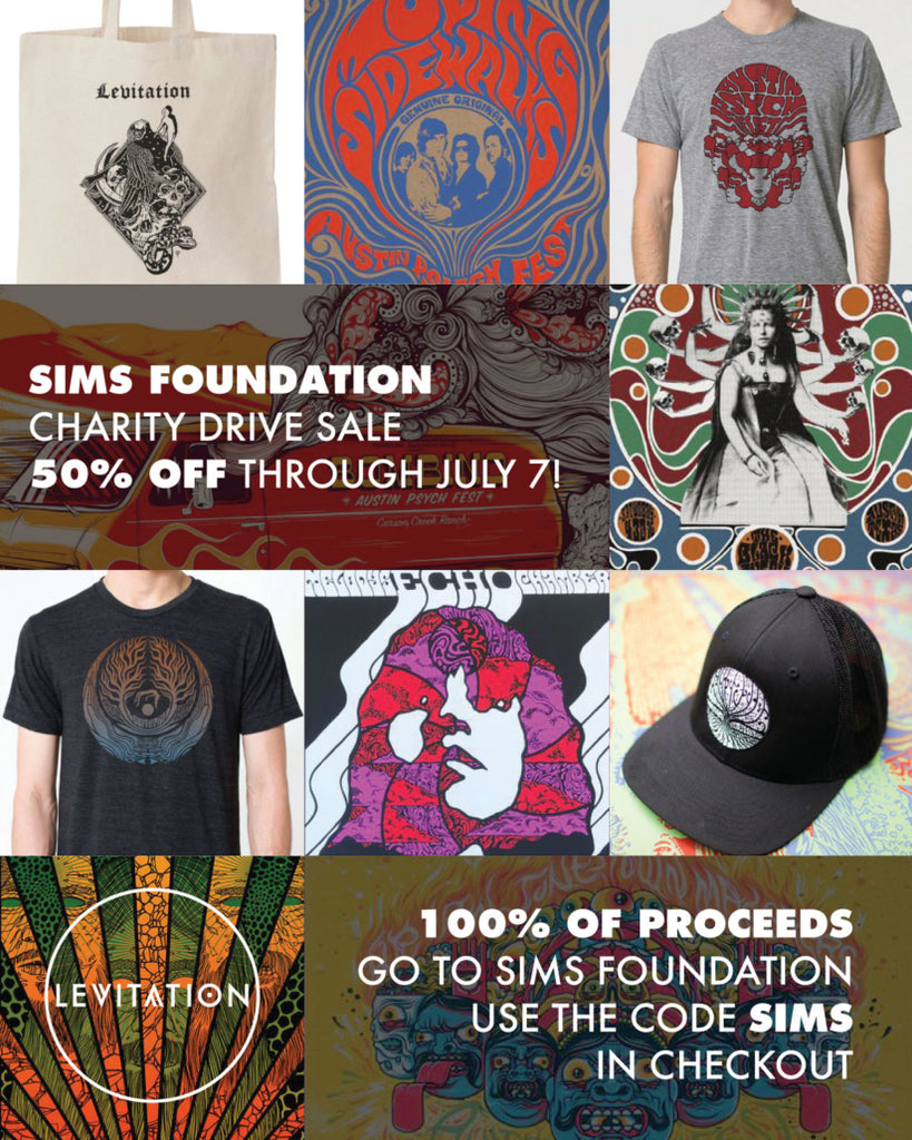 SIMS Foundation – CHARITY SALE BENEFIT