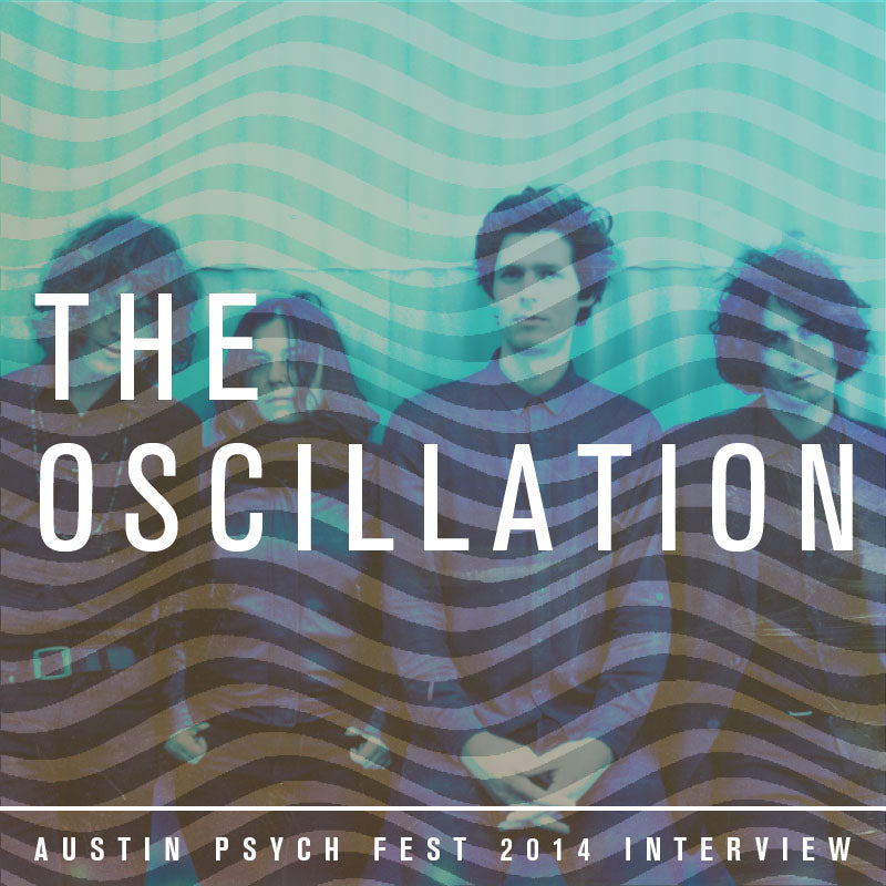 The Oscillation Official APF 2014 Interview