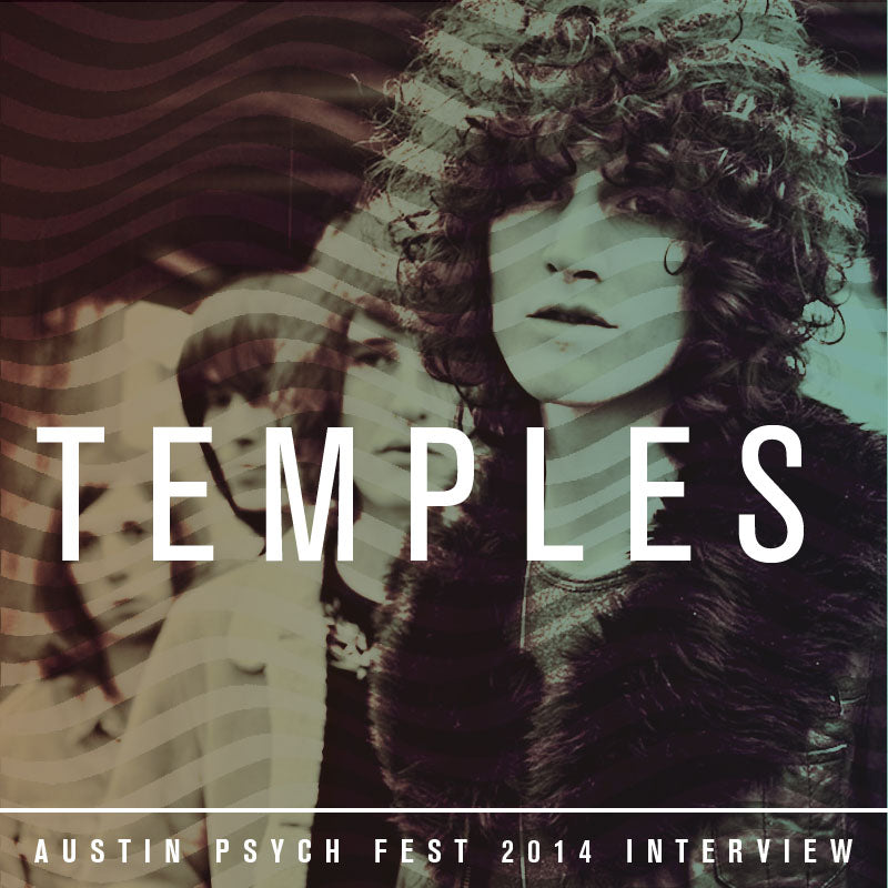 Temples Official APF 2014 Interview