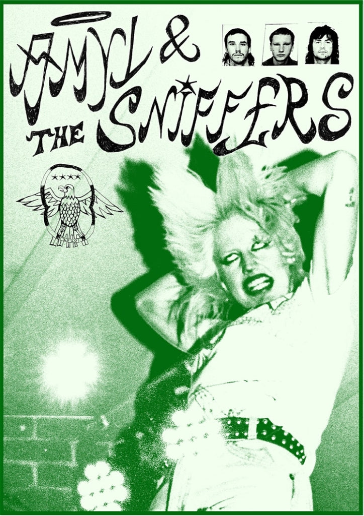 AMYL & THE SNIFFERS 2 NIGHTS AT BARRACUDA