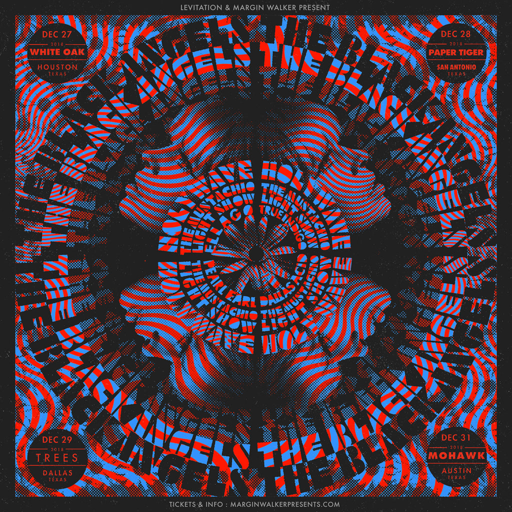 The Black Angels TX Tour