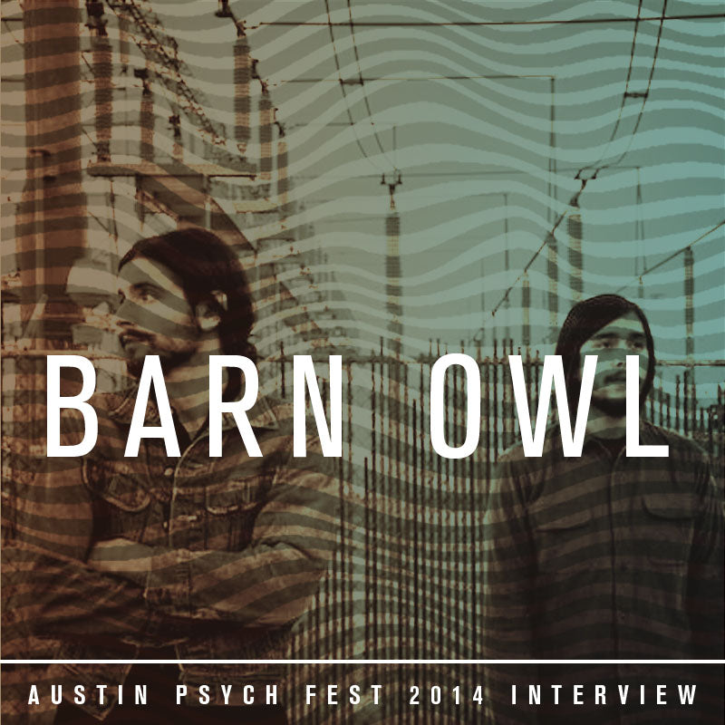 Barn Owl APF 2014 Official Interview