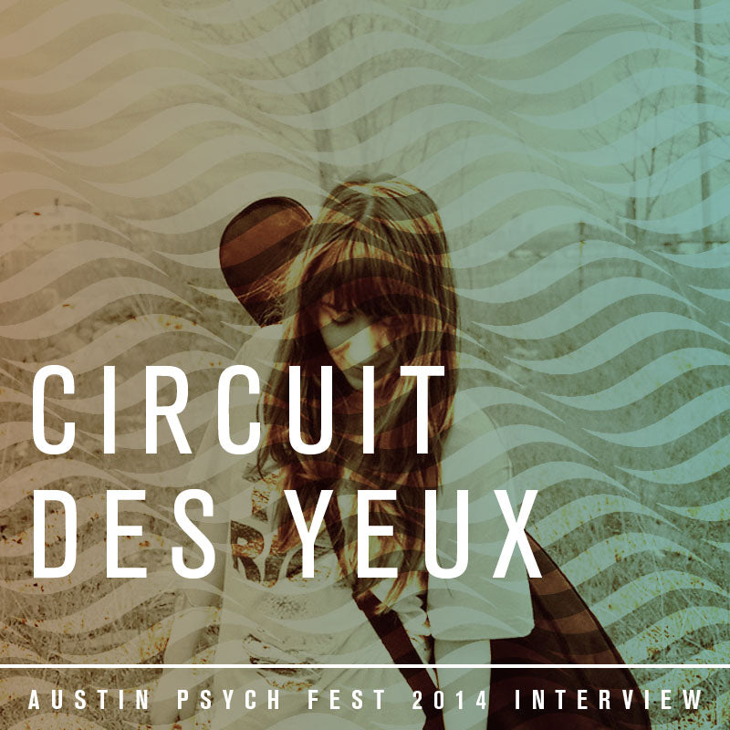Circuit Des Yeux Official APF 2014 Interview
