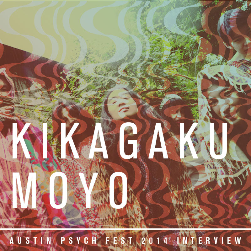 Kikagaku Moyo Official APF 2014 Interview