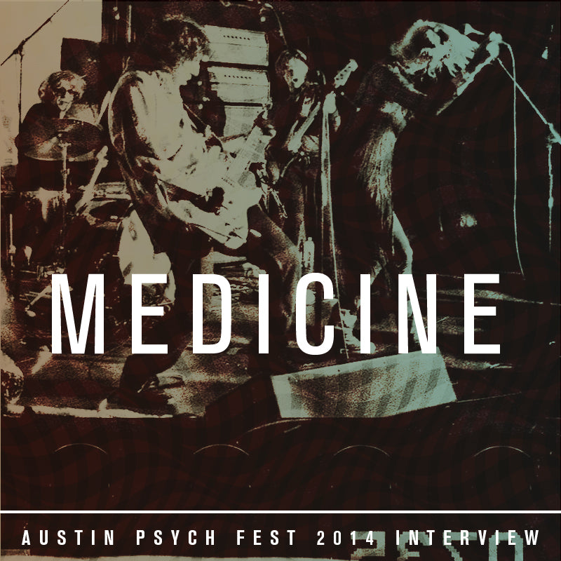 MEDICINE OFFICIAL APF 2014 INTERVIEW