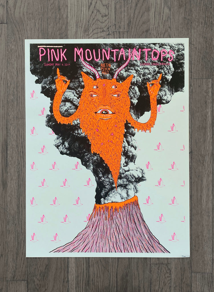 APF2014 - PINK MOUNTAINTOPS