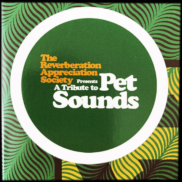 RVRB-027 : A Tribute To Pet Sounds