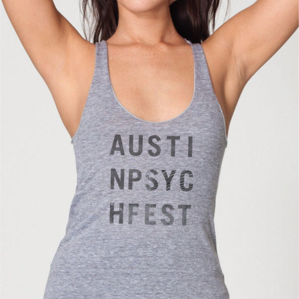 APF Typography Ladies' Tank