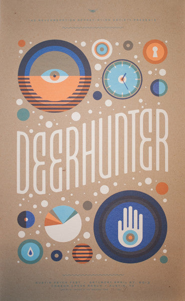 APF 2013 - DEERHUNTER by THE DECODER RING