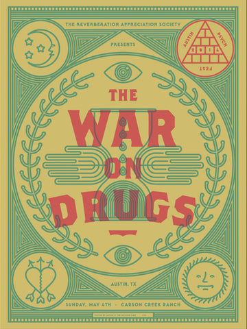 APF2014 - THE WAR ON DRUGS - BY LAUREN DICKENS