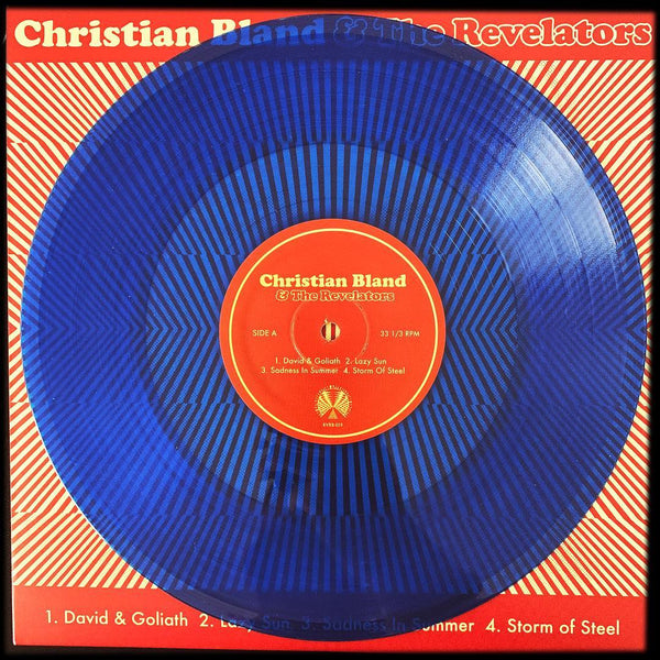 RVRB-019: CHRISTIAN BLAND / CHRIS CATALENA - Split EP