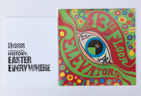 SIGNED - 13th Floor Elevators - Psychedelic Sounds 2xLP