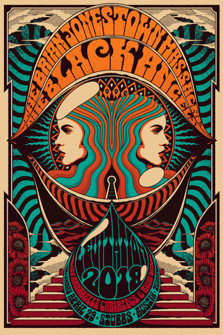 The Black Angels & BJM by Simon Berndt