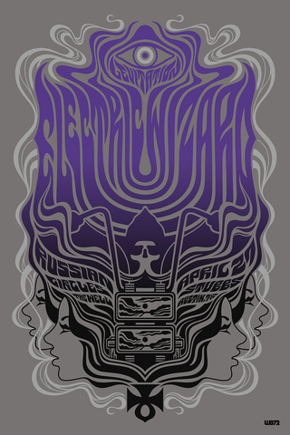 Electric Wizard by Weird Beard 72