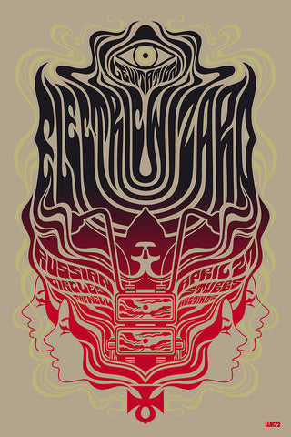 Electric Wizard by Weird Beard 72 - VARIANT