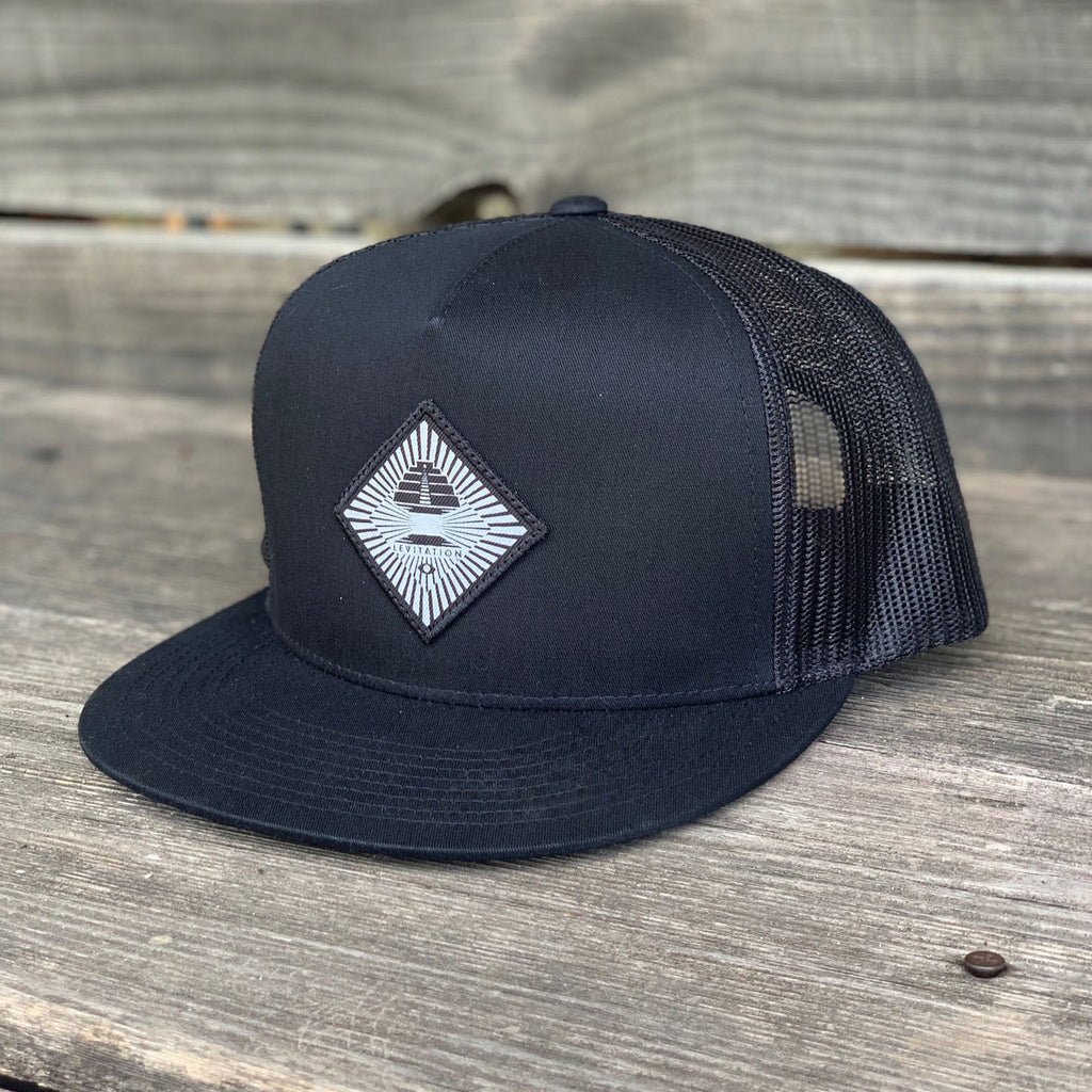 LEVITATION Temple Patch Hat