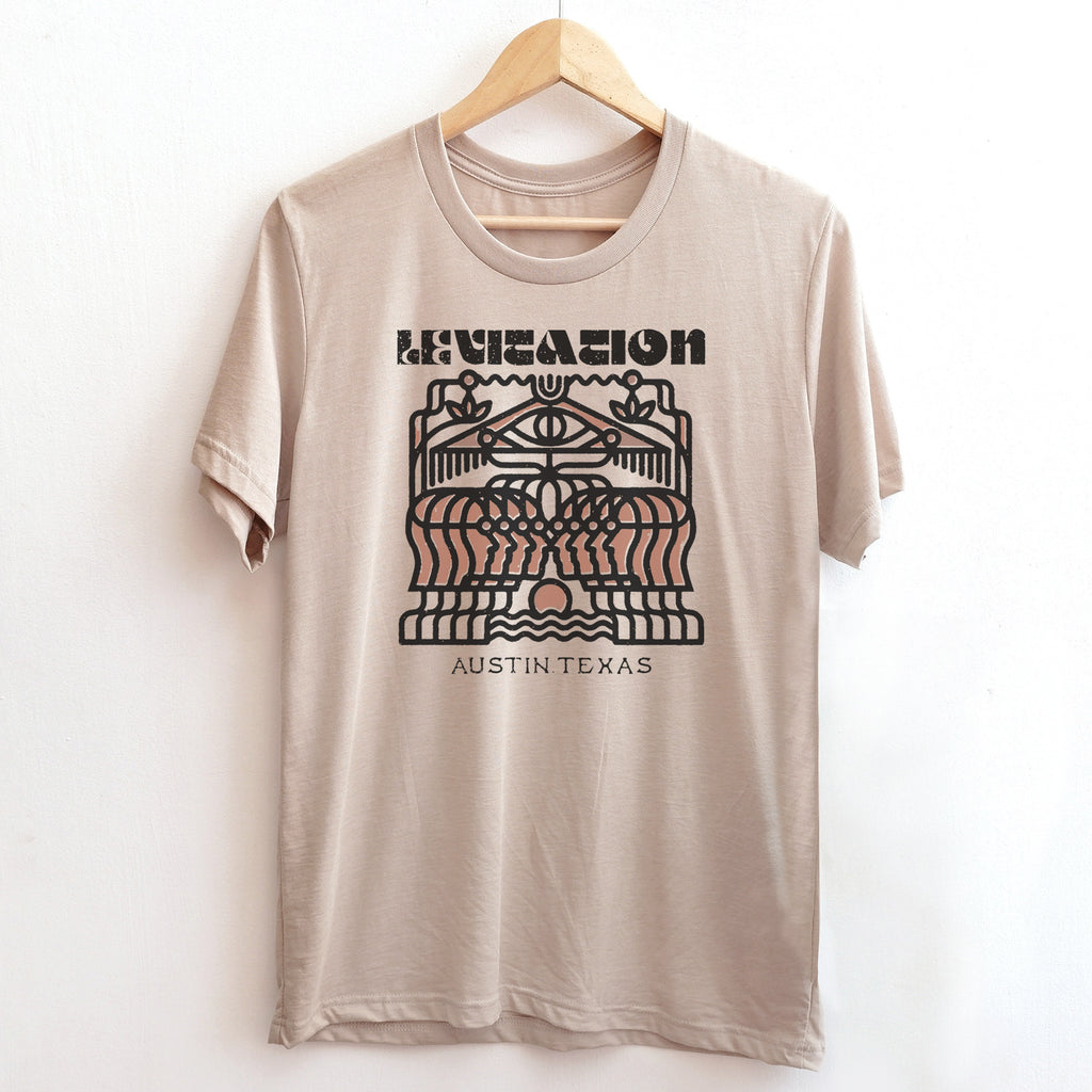 LEVITATION x Real Fun Wow - T-Shirt