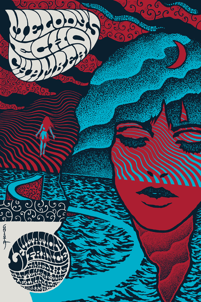 MELODY'S ECHO CHAMBER POSTER BY ROBIN GNISTA