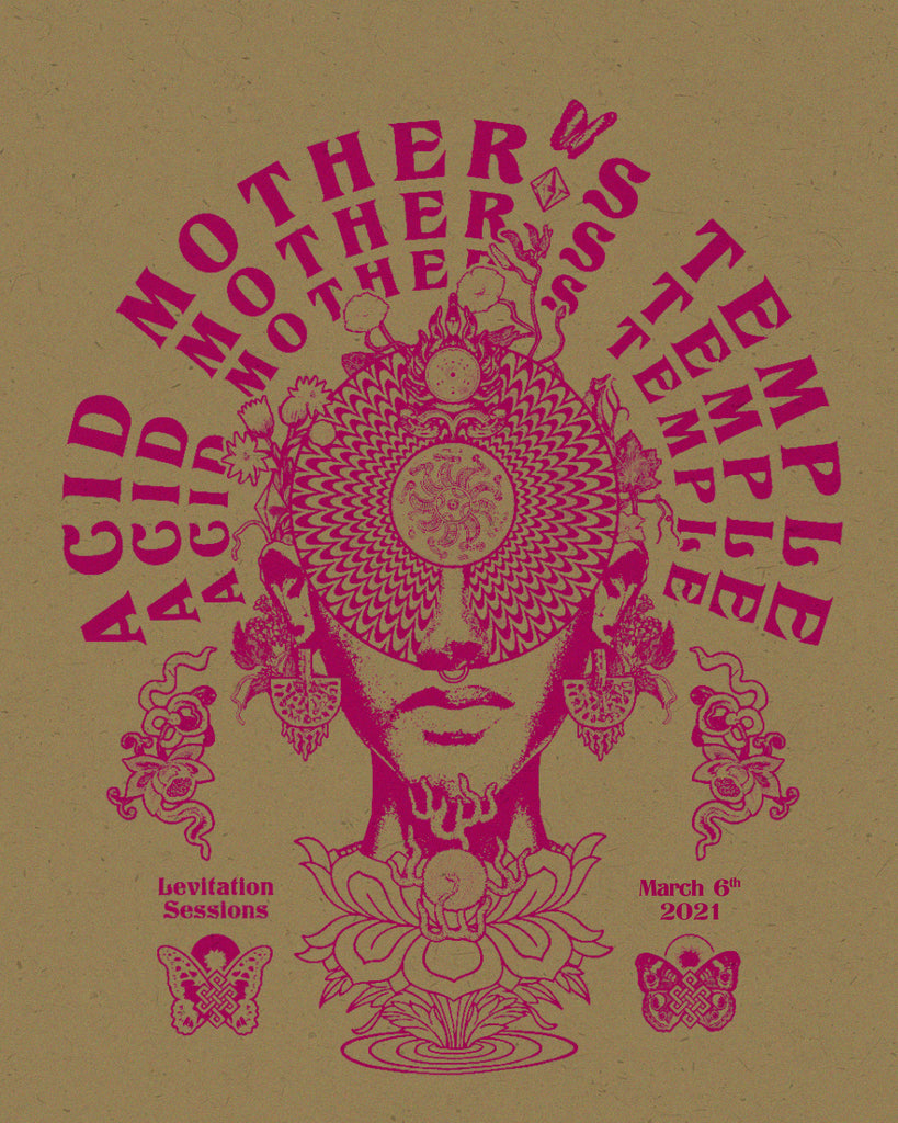 Acid Mothers Temple - STREAM TICKET