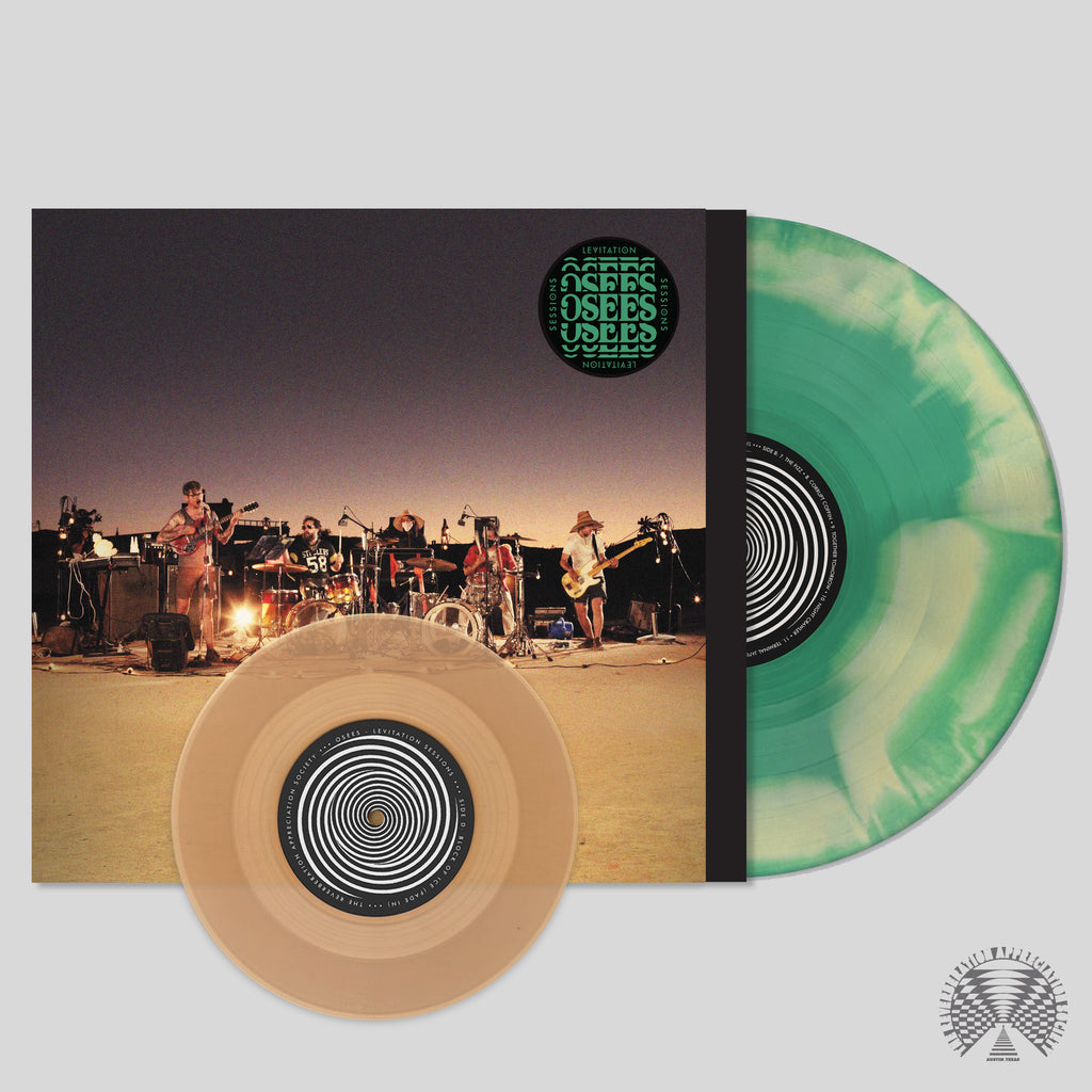 OSEES - LEVITATION Sessions Vinyl (PRE-ORDER)