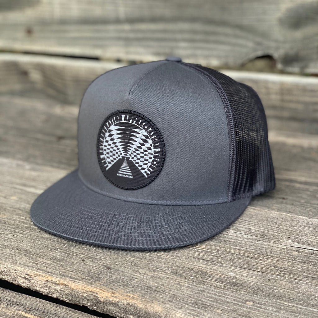 The Reverberation Appreciation Society Patch Hat