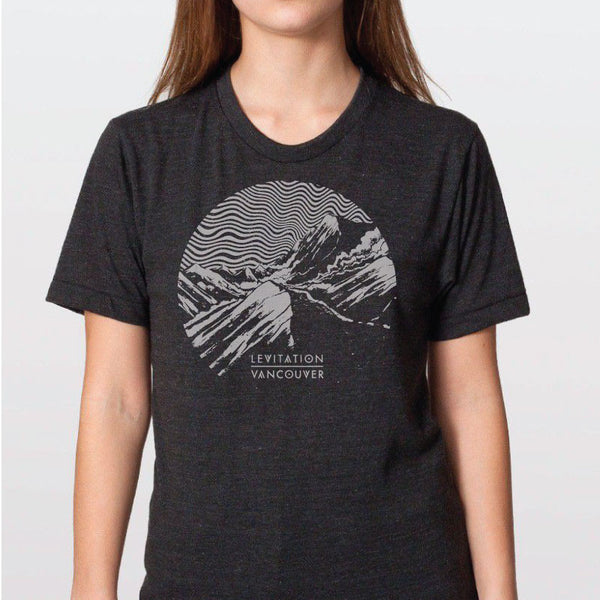 LEVITATION VANCOUVER MOUNTAIN SHIRT W/ BANDS