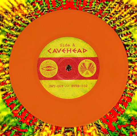 Frankie and the Witch Fingers - Cavehead 7""