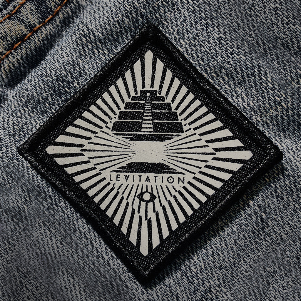 LEVITATION Temple Patch
