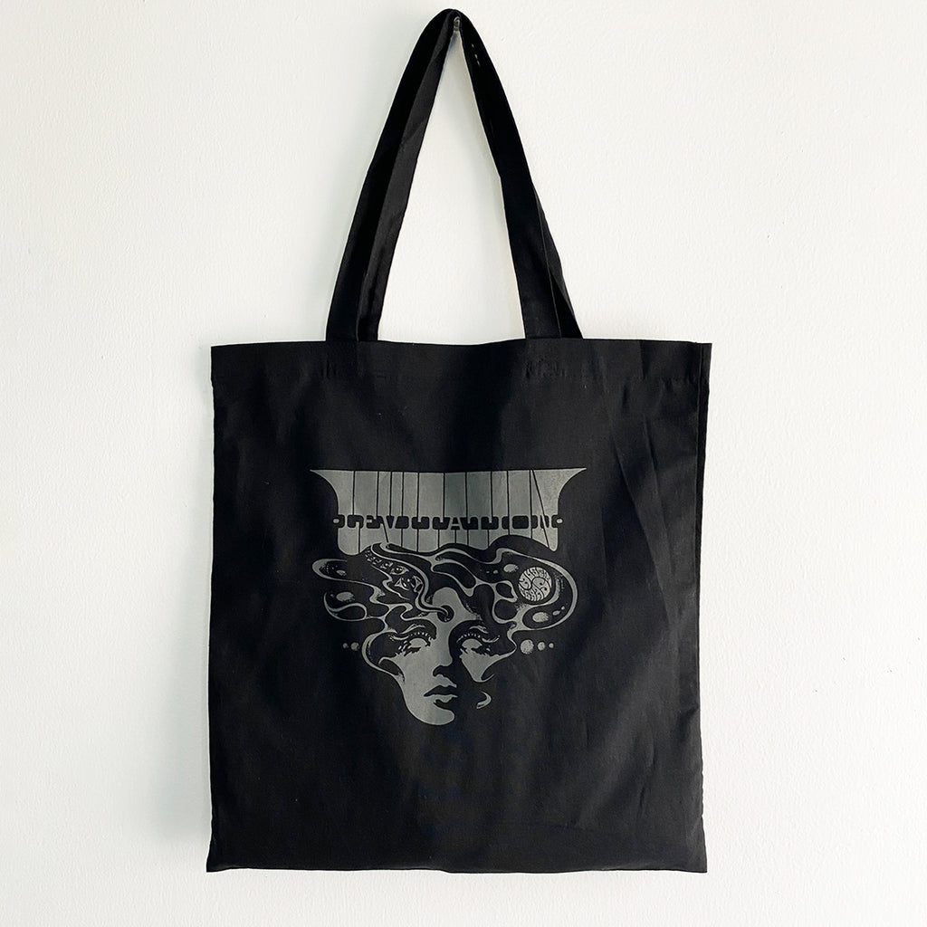 LEVITATION Record Tote by Robin Gnista