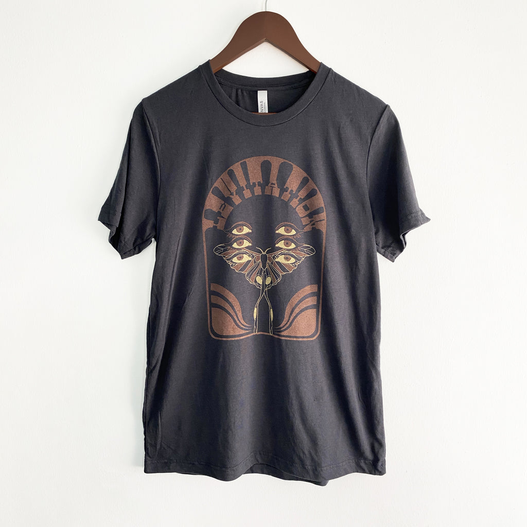 Magic Moth T-shirt by Harley & J