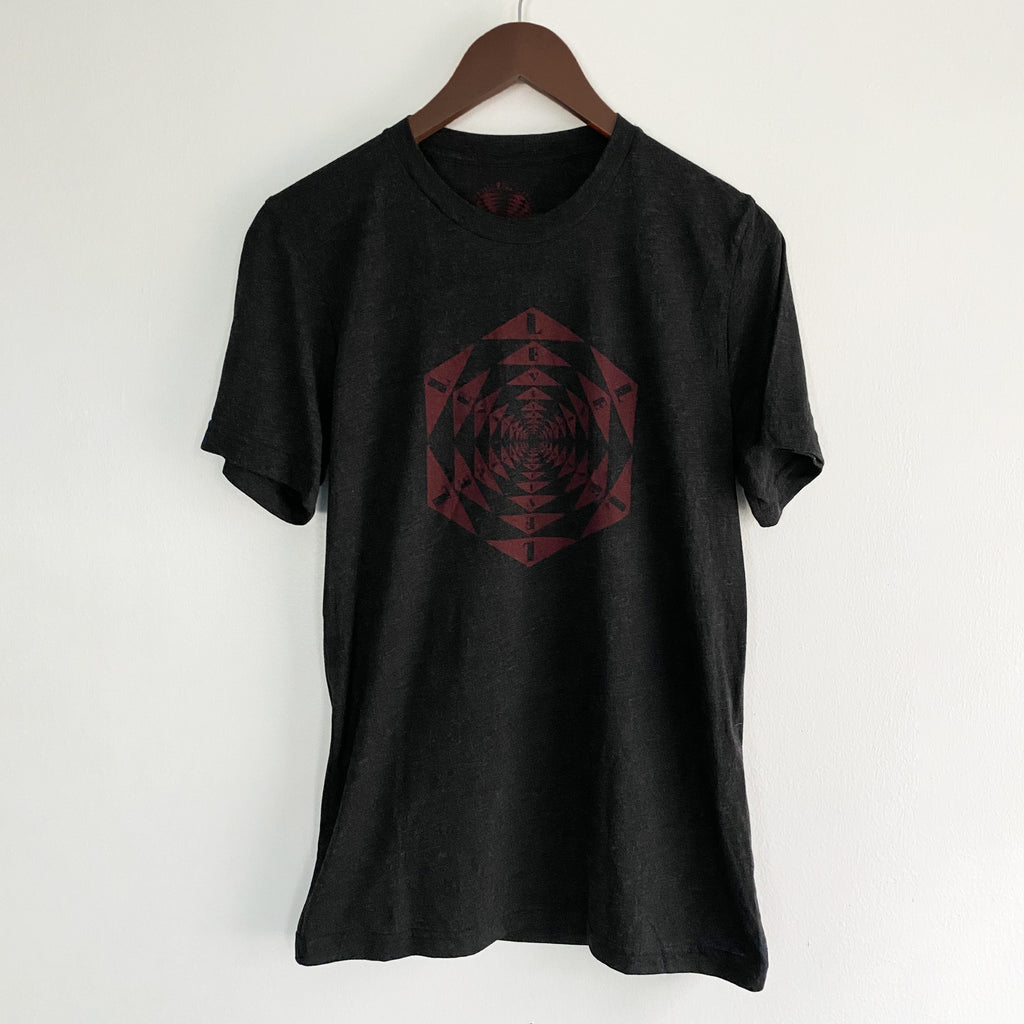 Levitation - Red Hex Shirt