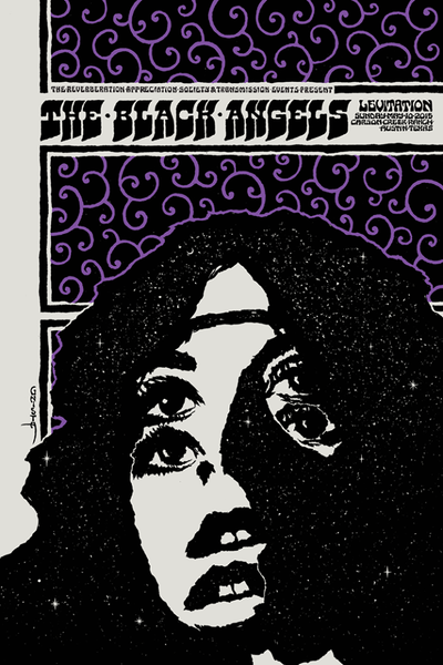 THE BLACK ANGELS by ROBIN GNISTA