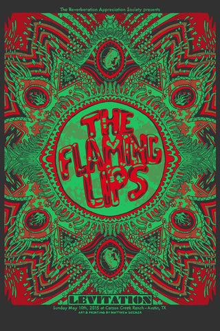 THE FLAMING LIPS by MATTHEW DECKER