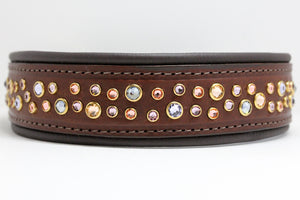 Custom Leather Padded Scatter