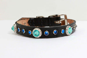 Small Dog Collar Swarovski Crystal