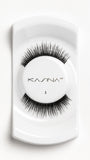 Pro Lash 001 - Tapered ends lashes made with 100% human hair